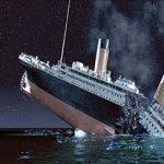 Did God sink the Titanic?
